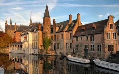 ferie belgien - ferieboliger belgien