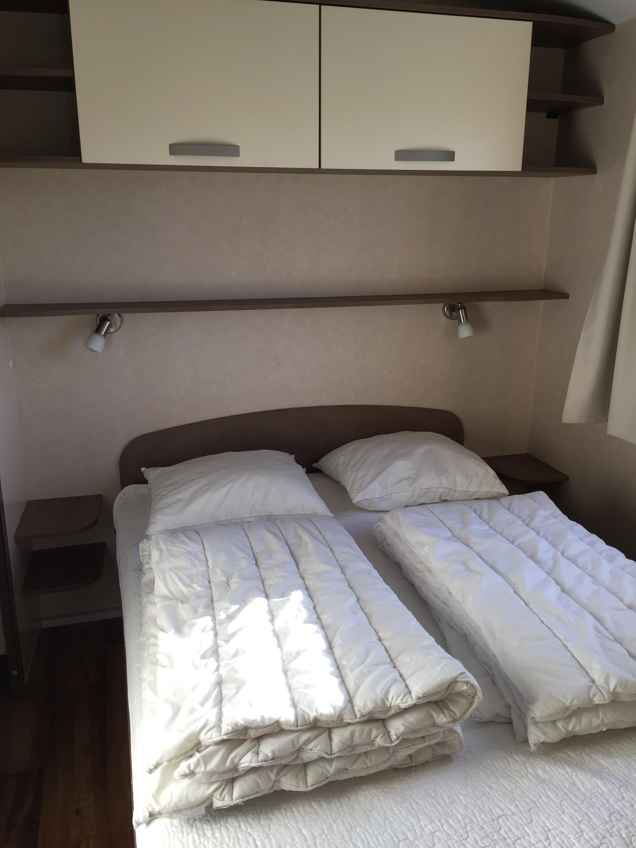 Vorbasse camping   mobil home   freedom   25 m² max. 5 personer ...
