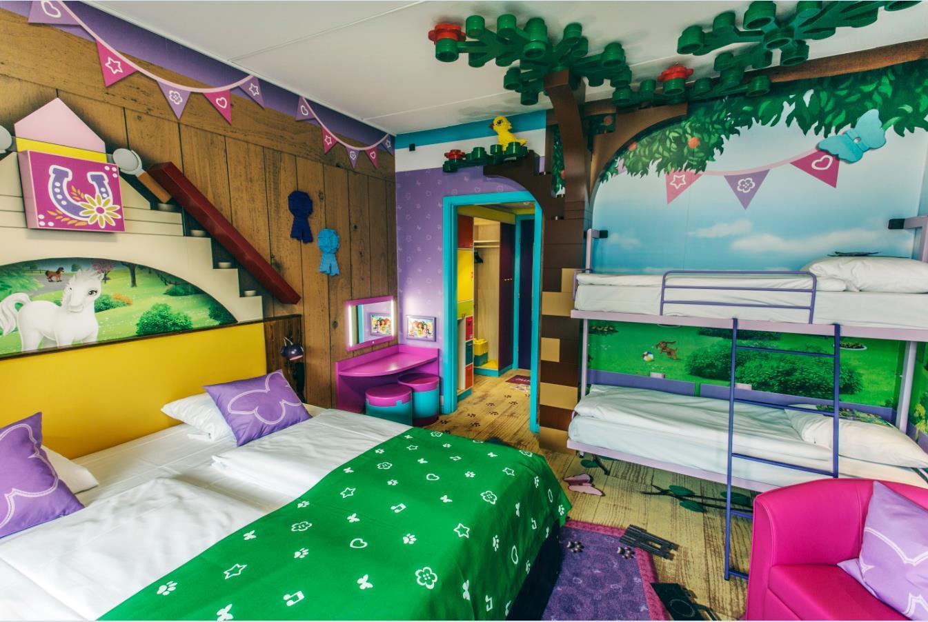 LEGOLAND Hotel - Family Resorts in Florida - LEGOLAND