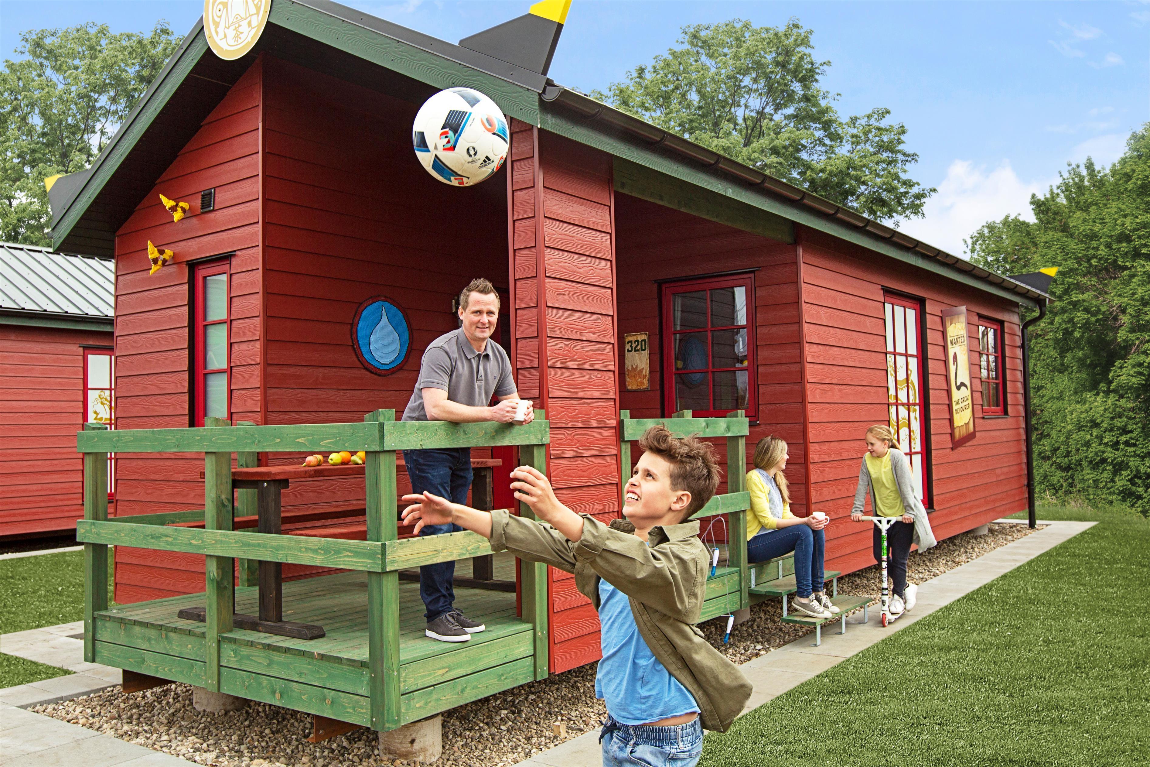 LEGOLAND®holidays accommodation around LEGOLAND Denmark