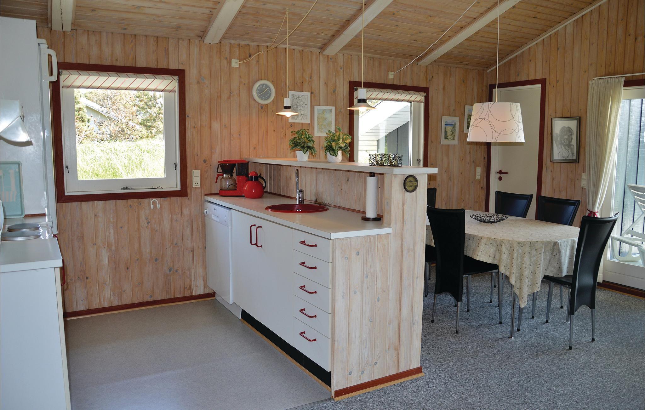 ferienhaus 6 personen lyngvejen klegod 6950. Black Bedroom Furniture Sets. Home Design Ideas