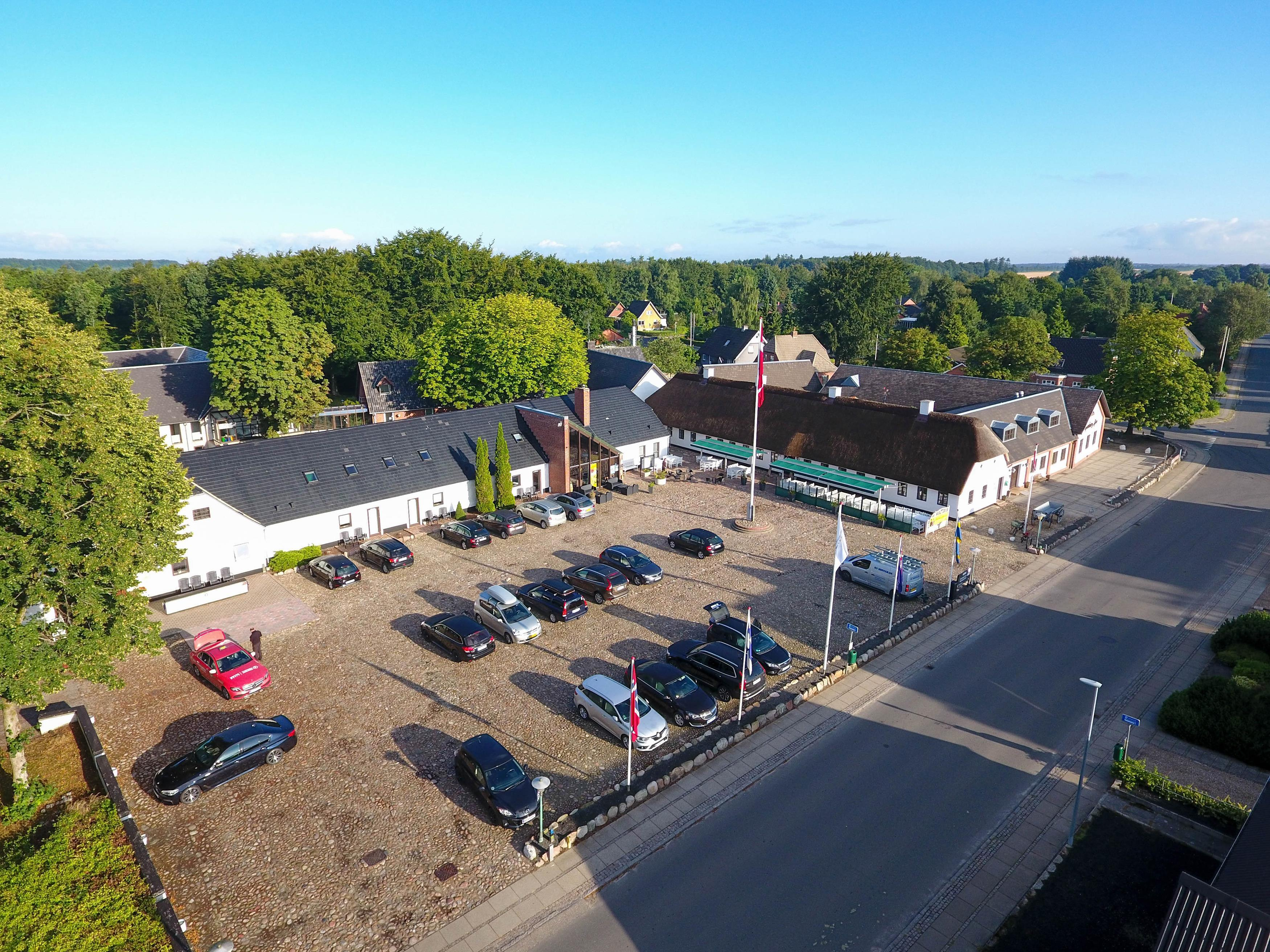 21589f70f Hotel Hovborg Kro - Overnatningssteder - Weekendophold.dk