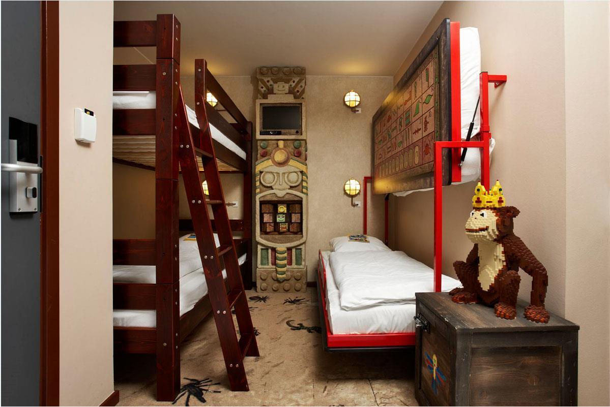 Hotel Legoland Overnatningssteder Legoland 174 Holidays